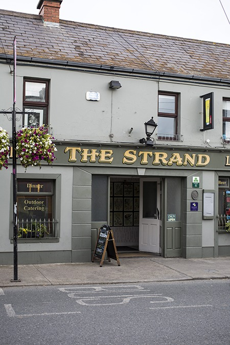 The Strand Family Bar & Restaurant, Rush, Co. Dublin.