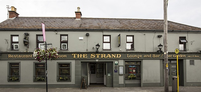The Strand Family Bar & Restaurant, Rush, Co. Dublin